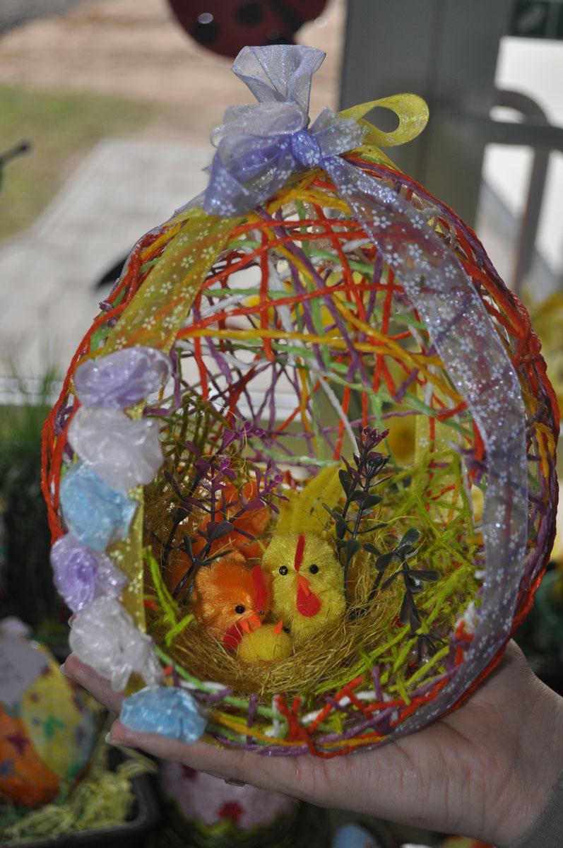 """Konkurs Plastyczny """"Wielkanocne Jajko – twórczość rodzinna"""""""