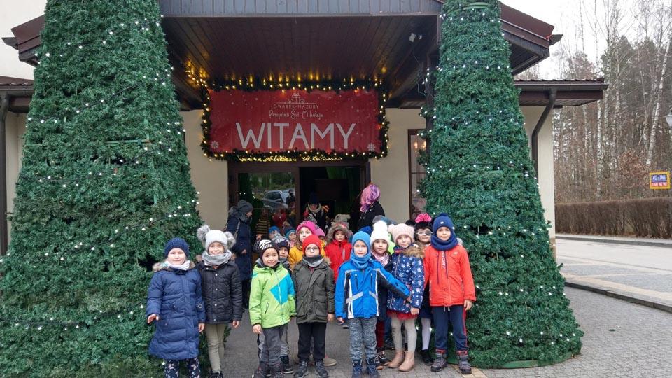 Wycieczka do Wioski św. Mikołaja