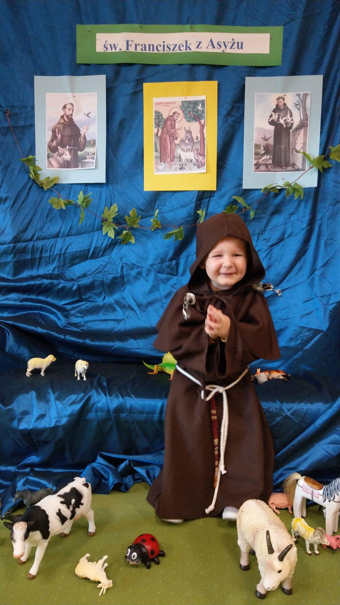 Wspomnienie św. Stanisława Kostki, św. Franciszka z Asyżu, Bal Aniołów